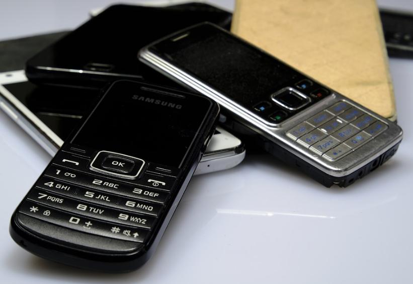 L'importance particulière aux téléphones pour personnes âgées