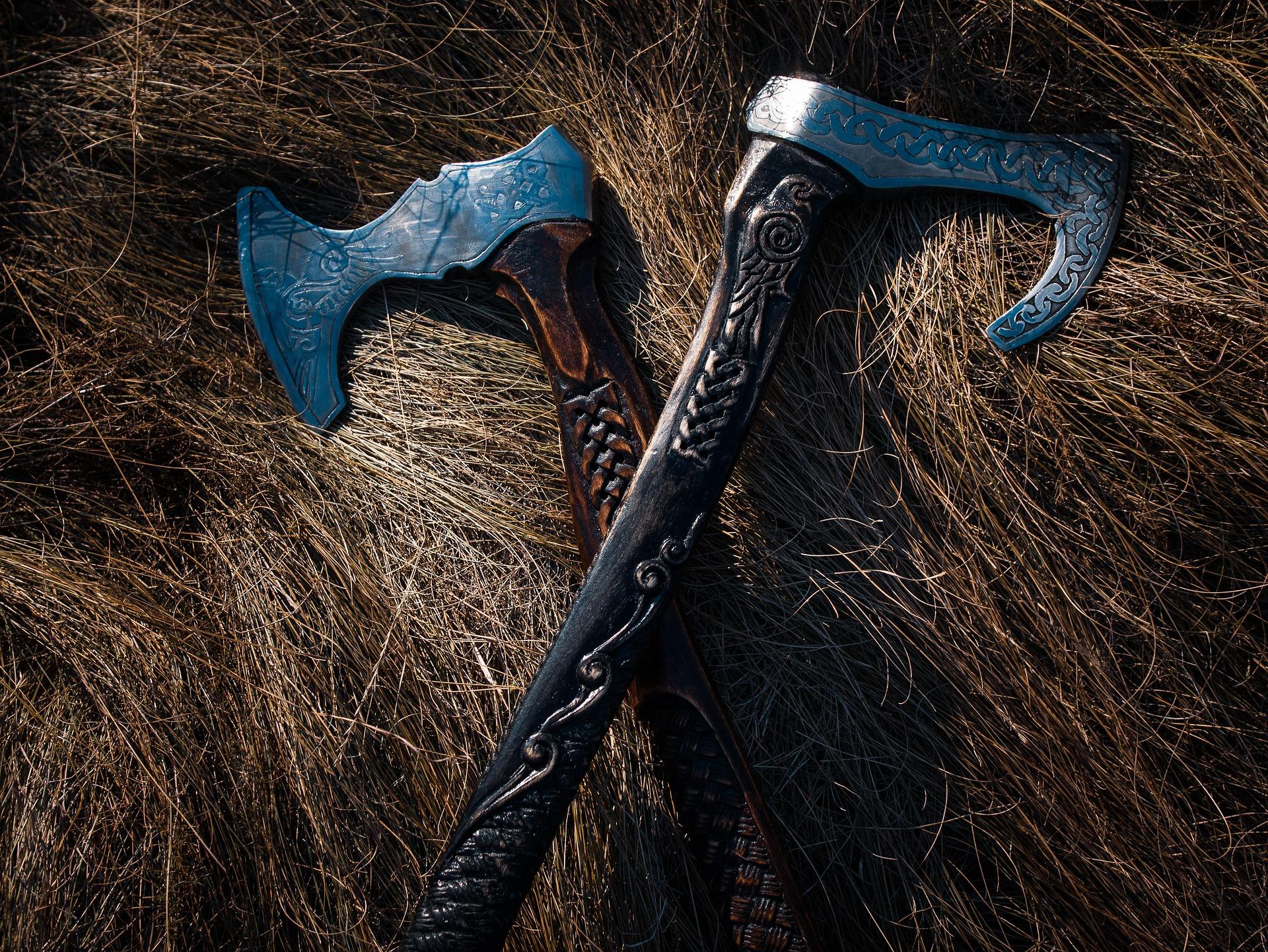 accessoires de mode viking 1